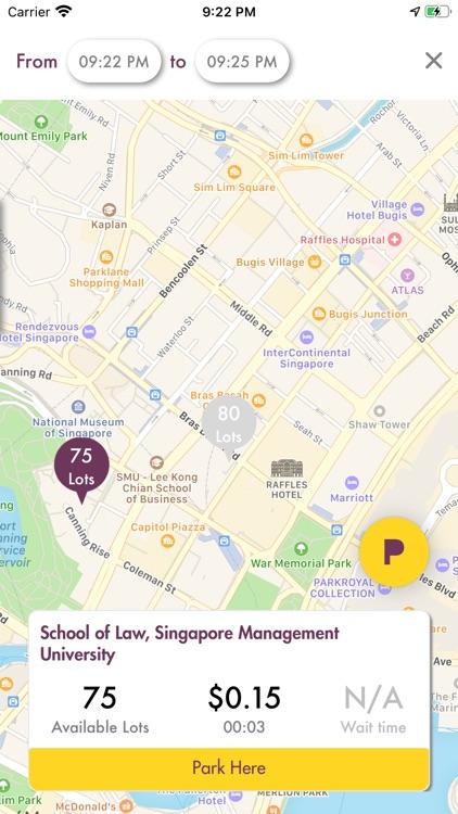 SPOT: Find your parking spot screenshot-3