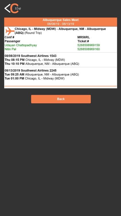 Clarcity Travel & Expense screenshot-8