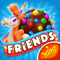 App Icon for Candy Crush Friends Saga App in Nigeria IOS App Store