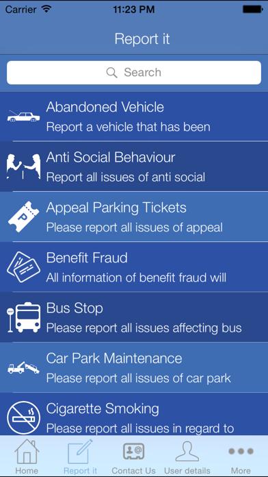 My Council Services UK&Ireland screenshot three