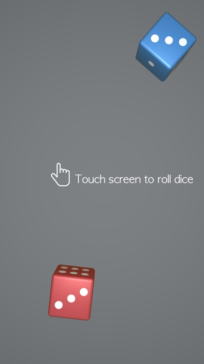 Roll Dice.