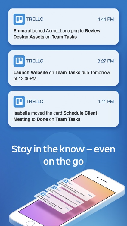 Trello — Organize anything! screenshot-3