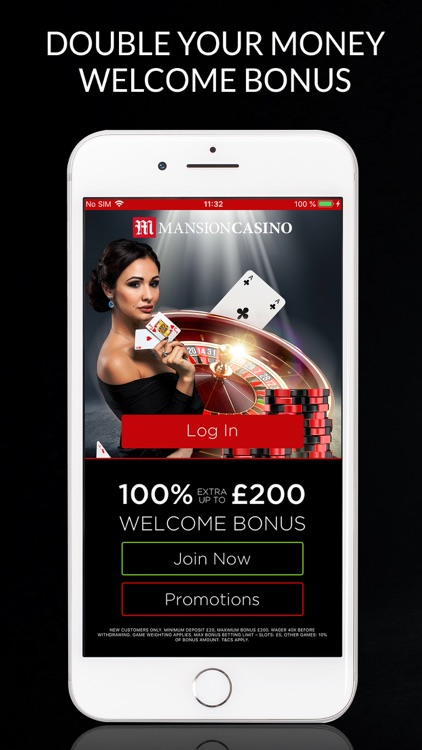 MansionCasino.com screenshot-0