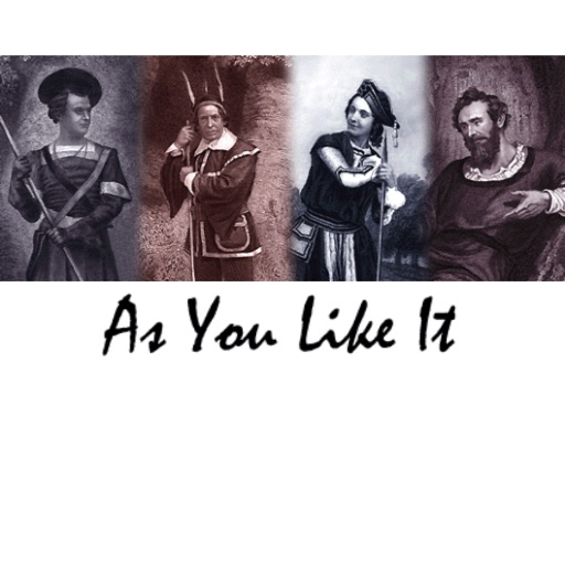 As You Like It Full Audio