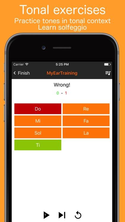 MyEarTraining - ear training screenshot-3