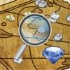 Digger's Map: 天然資源や鉱物 - iPhoneアプリ