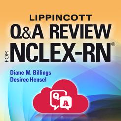 NCLEX RN Q&A + Tutoring (LWW) logo