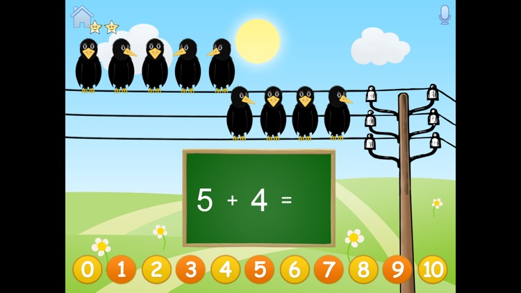 Learn to Count Child Education