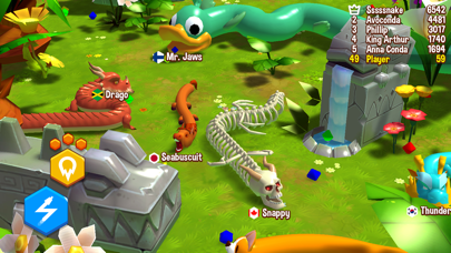 Snake Rivals - PVP Games Screenshot 7