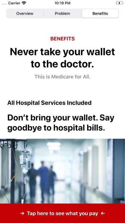 Medicare For All screenshot-4