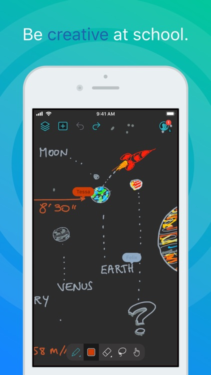Inko › Interactive Whiteboard screenshot-3