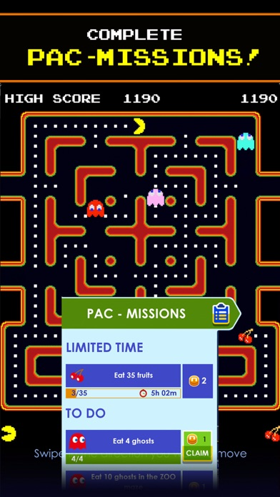 PAC-MAN screenshot three