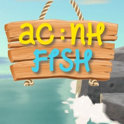 Fish - for ACNH
