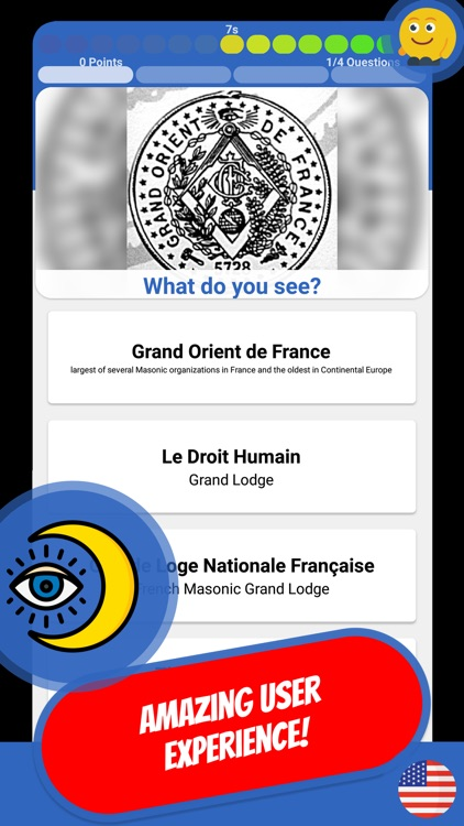 FREEMASONRY & RITUAL Quiz screenshot-8