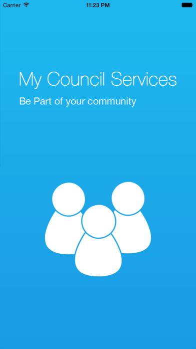 My Council Services UK&Ireland screenshot one