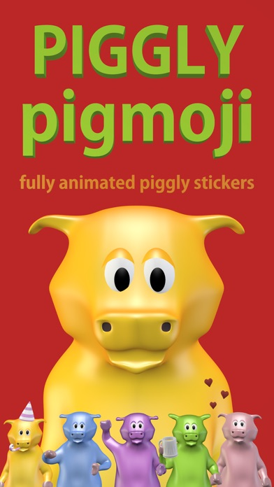 Piggly Stickers app image