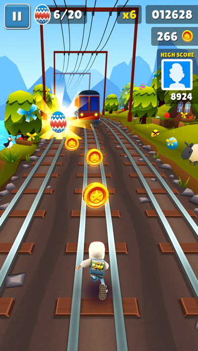 Subway Surfers for windows pc