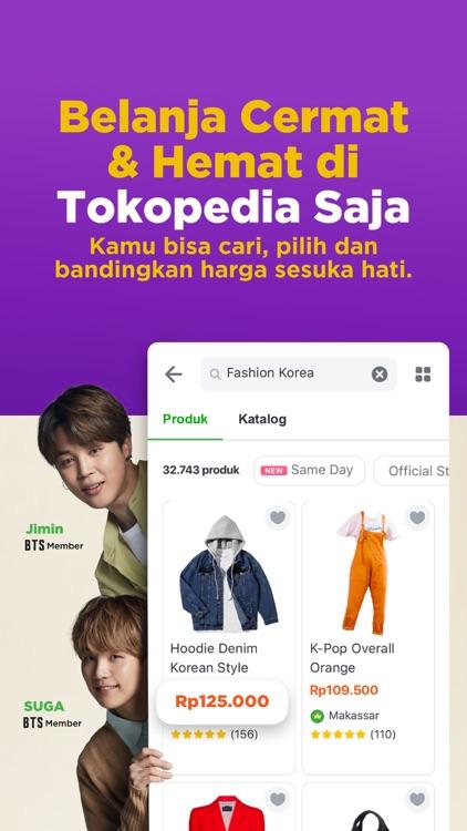 Tokopedia - Jual Beli Online screenshot-3