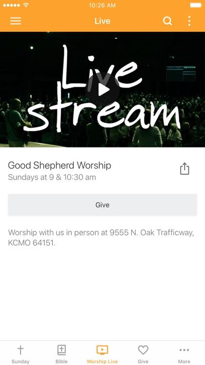 Good Shepherd KC