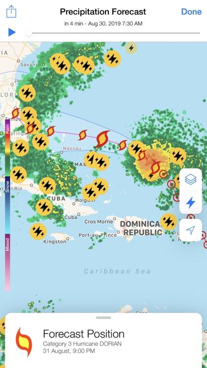 Weather Live - Local Forecast screenshot-5