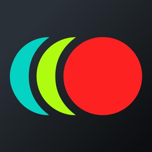 Staywalk — music for running
