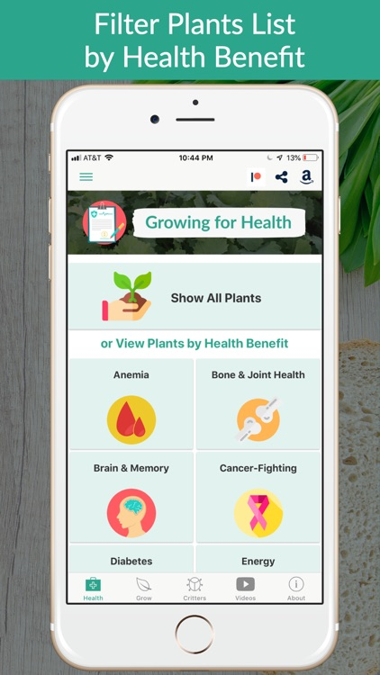 Vegetable Garden Planner by FROM SEED TO SPOON, LLC