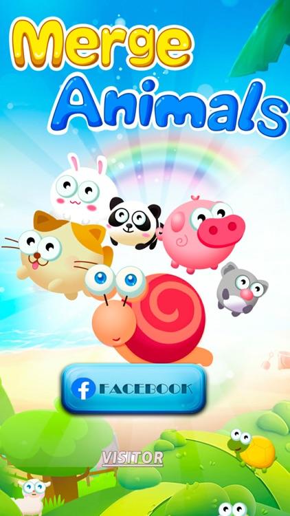 Merge Animals - Idle Game 2020