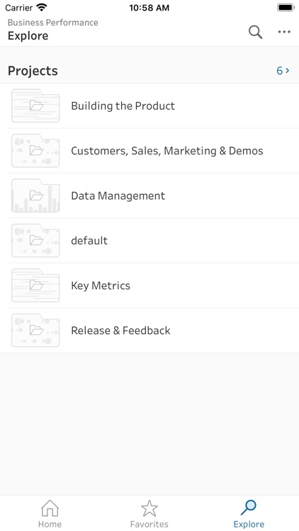 Tableau Mobile screenshot-3