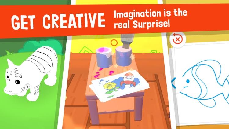 Magic Kinder - Educational app screenshot-3