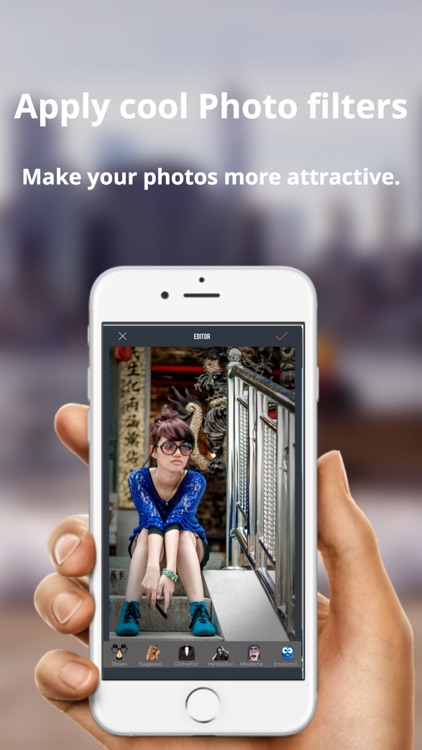 PicTouch:Photo Editor, Collage screenshot-3