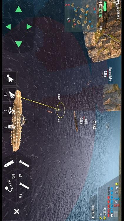 Battle of Warships: Naval Wars screenshot-7