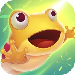 青蛙跳跳-一跳冲天