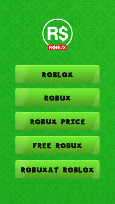 Free Cheats For Roblox Free Robux Guide Free Iphone - Pro Robux Guide Appkaiju