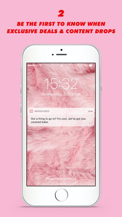 Screenshot for Missguided in Poland App Store