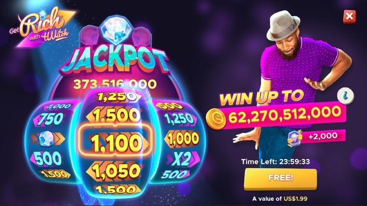 Ellen's Road to Riches Slots screenshot-6