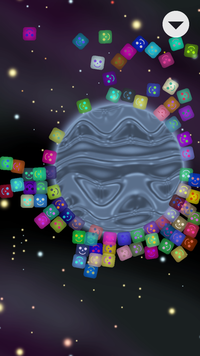 Jelly Cubes - From Outer Space screenshot four