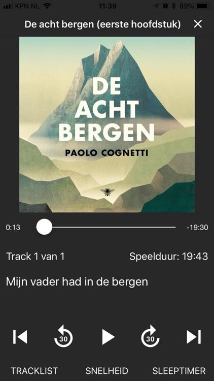Hebban Luisterboek-app screenshot-3