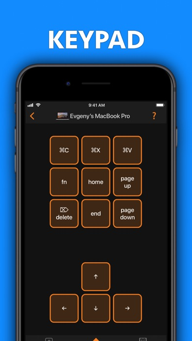 NumPad & KeyPad for Mac Screenshots