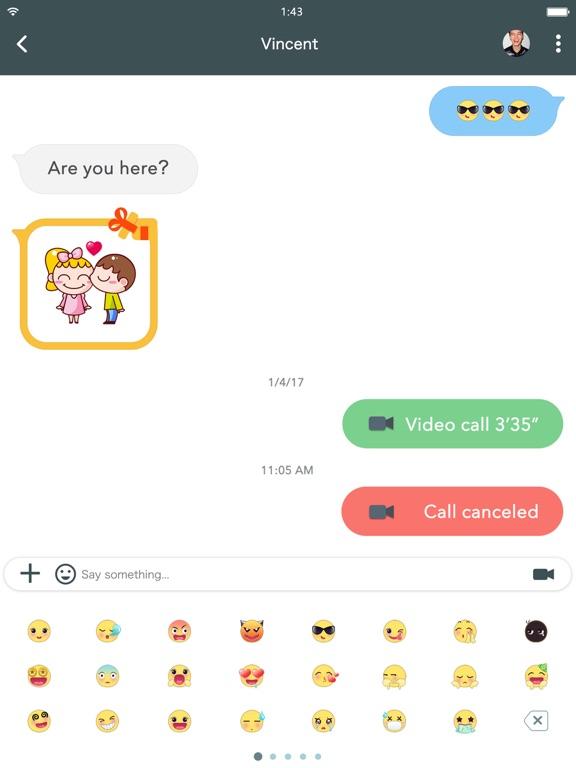 AHA: random video chat screenshot 8