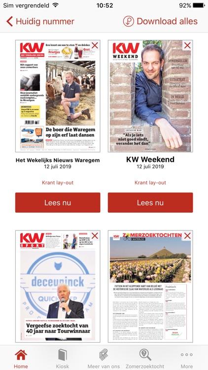 Krant van West-Vlaanderen screenshot-3