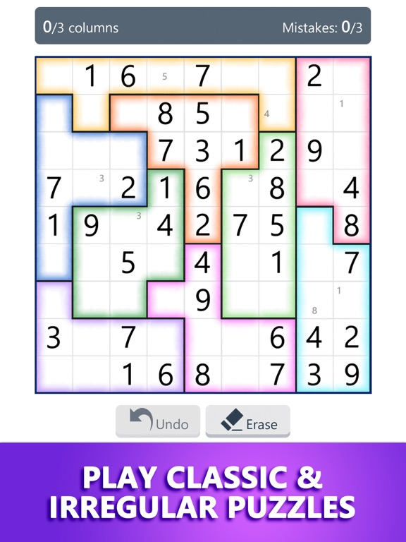 Microsoft Sudoku screenshot 12