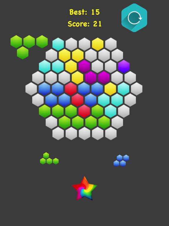 Join Blocks - Hexagonal Merger screenshot 8