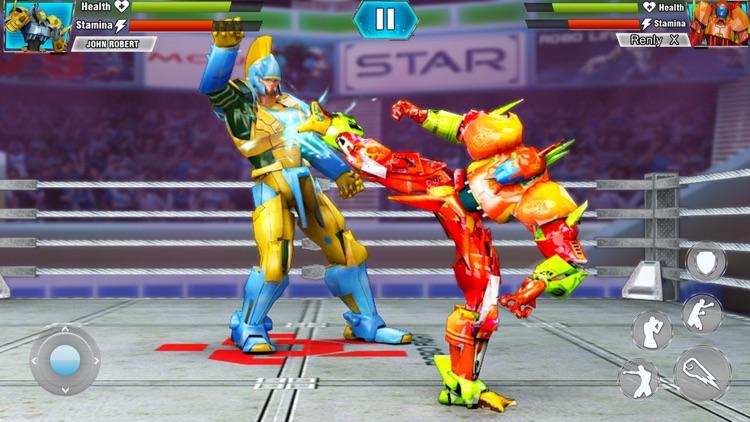 Robot Wrestling: Steel Fight
