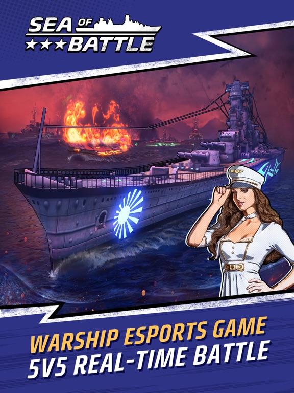Fleet Battle PvP screenshot 6
