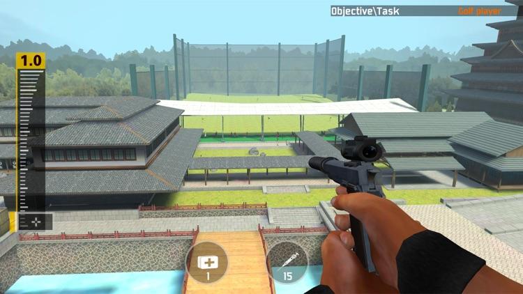 Sniper Honor: 3D Shooting Game screenshot-6