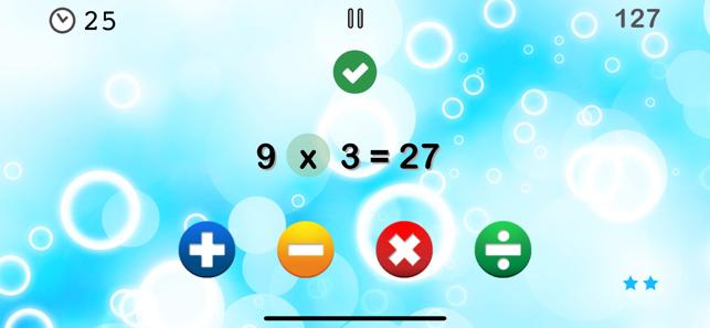 Math Champions lite for kids Screenshot