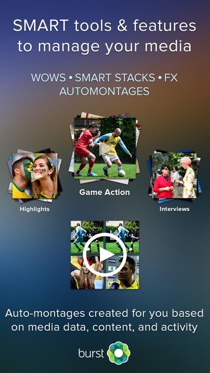 Burst - Mobile Video Platform screenshot-4