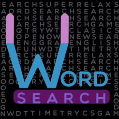 ‎Word Seek: find and cross out