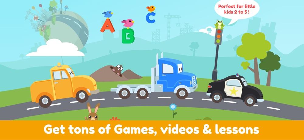 Car City World: Montessori Fun Cheat Codes