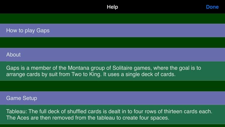 Solitaire Favorites screenshot-7